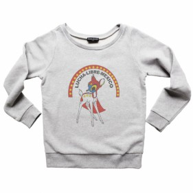 french disorder artbay sweater bambi