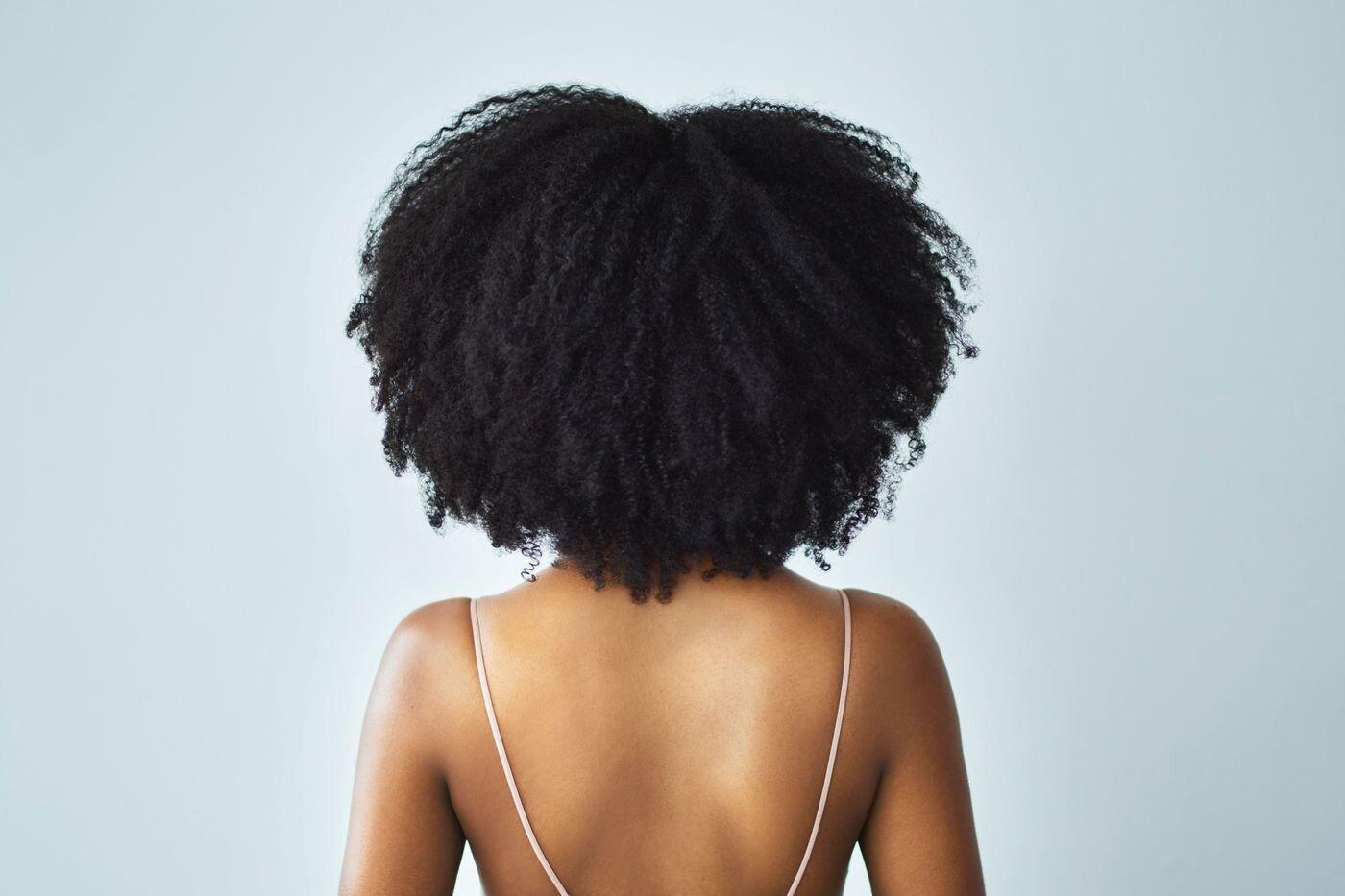 freshly cosmetics hair radiance keratin spray afro curly hair