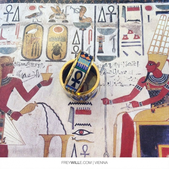 freywille-pharao-egypt-concours_05 Pharaoh Egypt par le joailler Freywille + Concours