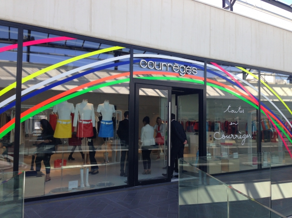 galeries lafayette outlet one nation