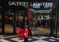 Inauguration Galeries Lafayette Outlet à One Nation Paris