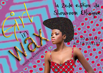 "Seconde édition du showroom ethnique ""Girl in Wax"" en Martinique"