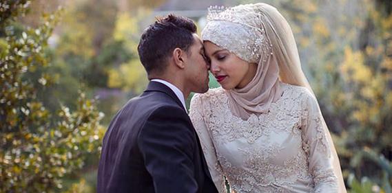 grand salond du mariage oriental musulman paris Une