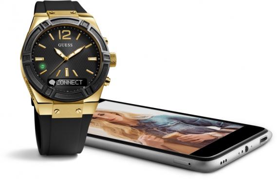 guess-connect-watch-02 Guess Connect, la montre connectée Geek & Chic