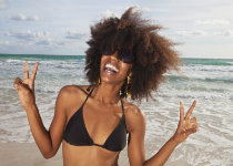 hairfro complement alimentaire cheveux afro ongle concours summer hairstyle Home