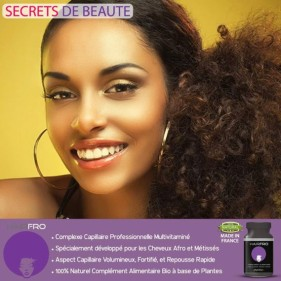 hairfro complement alimentaire cheveux afro bienfaits