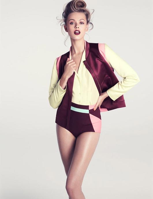 hmsummer2012-41 Lookbook H&M Eté 2012 Lookbook avec Frida Gustavsson