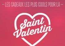 Idée cadeau Saint-Valentin pour homme