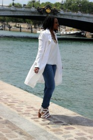 indispensable trench blanc river island