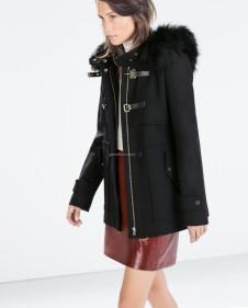 indispensables automne duffle coat Zara