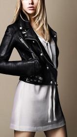 indispensables automne perfecto veste cuir