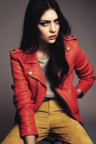 indispensables automne perfecto veste cuir schott