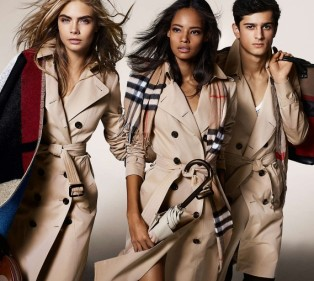 indispensables automne trench coat burberry