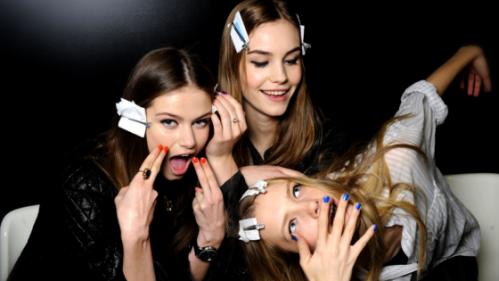 infographie fashion week new york paris london milan