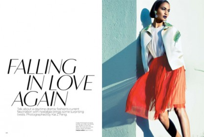 joan smalls vogue australia