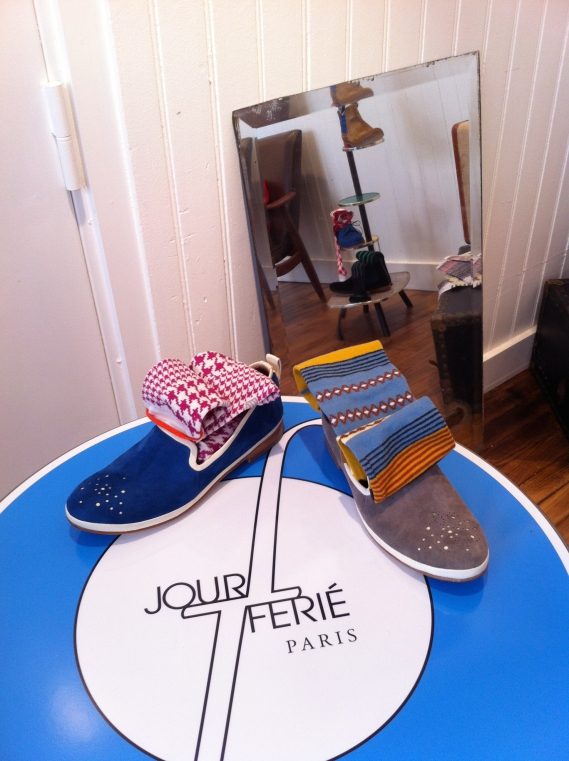 jour-ferie-paris_Showroom_Mode¦Çle_Jacob_ Jour Férié Paris : Chaussures Dandy pour homme et femme