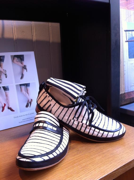 jour-ferie-paris_Showroom_Mode¦Çles_Olivier_Mitch_Serpent Jour Férié Paris : Chaussures Dandy pour homme et femme