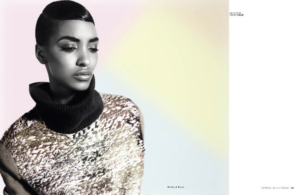 jourdan dunn vogue russia