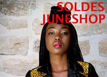 JuneShop fête l'arrivée des Soldes d'été