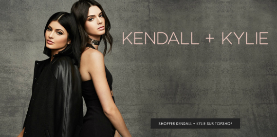 kendall Kylie Topshop Holiday Une