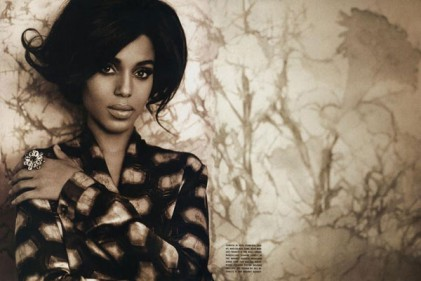 kerry washington vogue italia