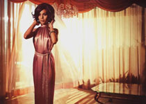 Kerry Washington pour Vogue Italia Juillet 2012