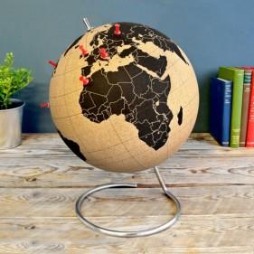 kork globus cadeaux folies globe liege
