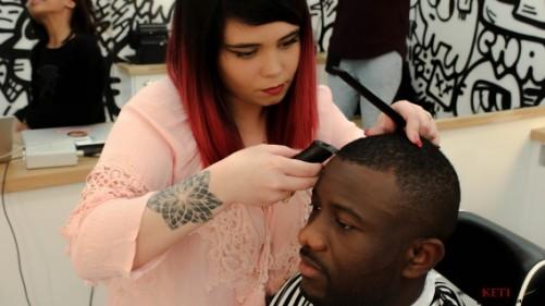 la shaperie barbier lunetier chapelier barbershop paris saint martin