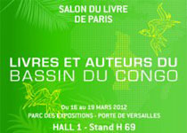 Au Salon international du livre de Paris, le Bassin du Congo s'expose, se raconte, se dévoile…
