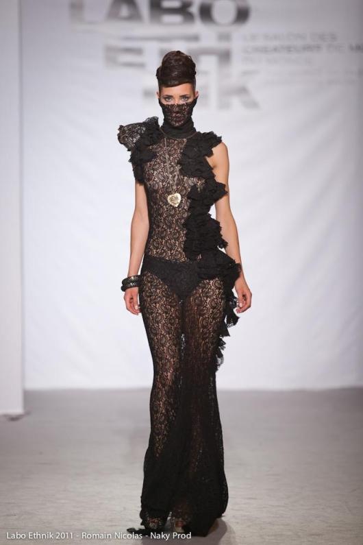 labo_romain_nicolas_1 1er défilé connecté au Labo Ethnik Fashion Week-end