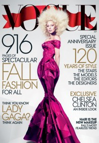 lady gaga vogue us septembe