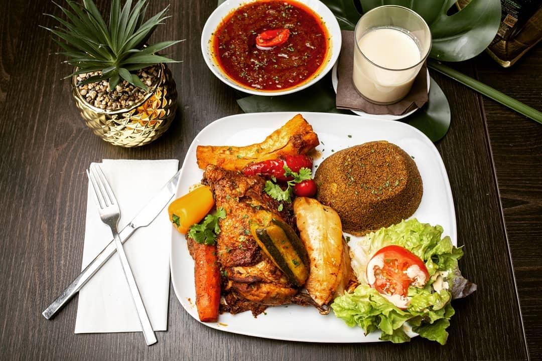 lafrodisiac restaurant africain paris 13
