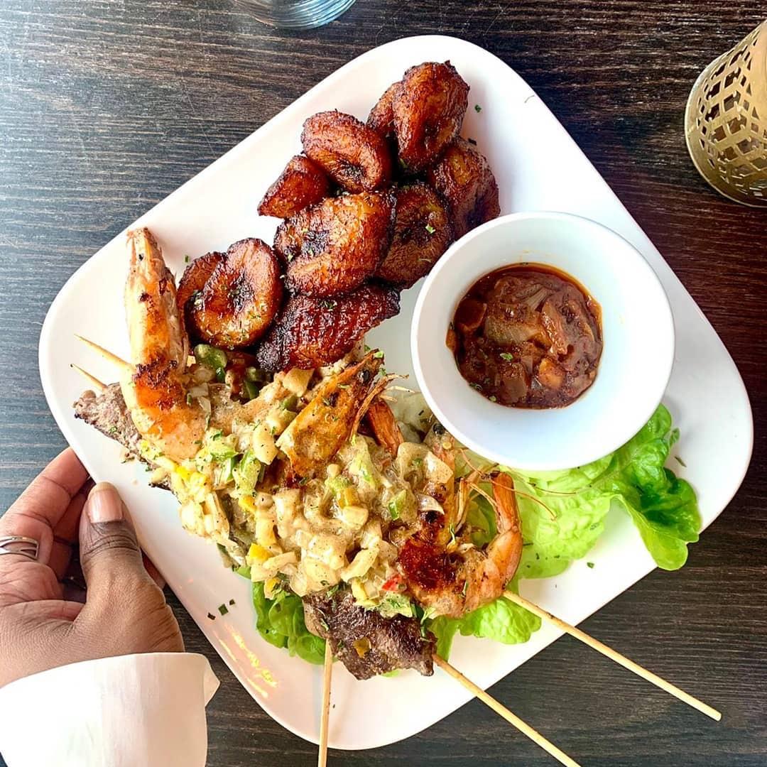 lafrodisiac restaurant africain paris 15