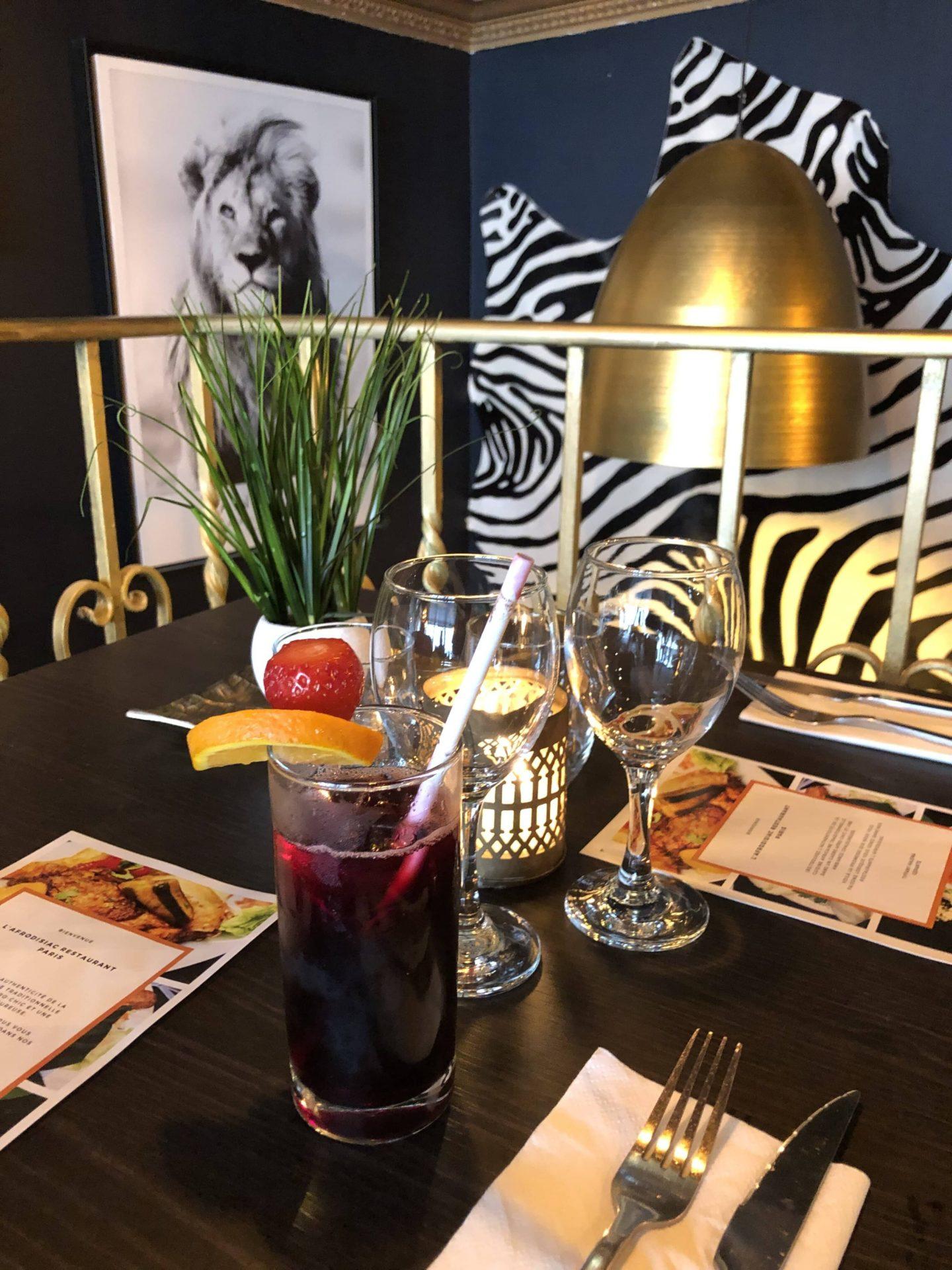 lafrodisiac restaurant africain paris foodie 07