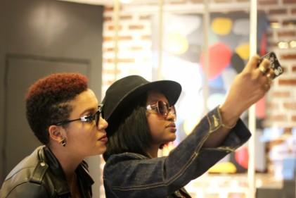 lartisan du regard lunetier paris selfie