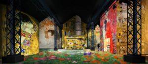 latelier des lumieres gustav klimt Hundertwasser Egon Schiele freywille