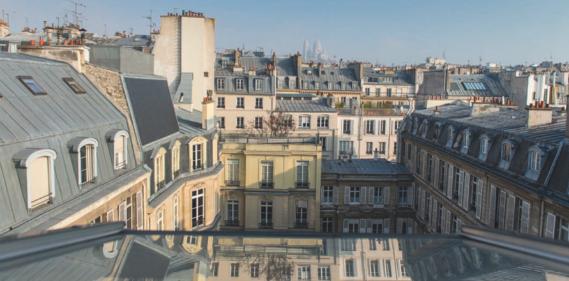 le XXII Hotel Particulier Paris Une