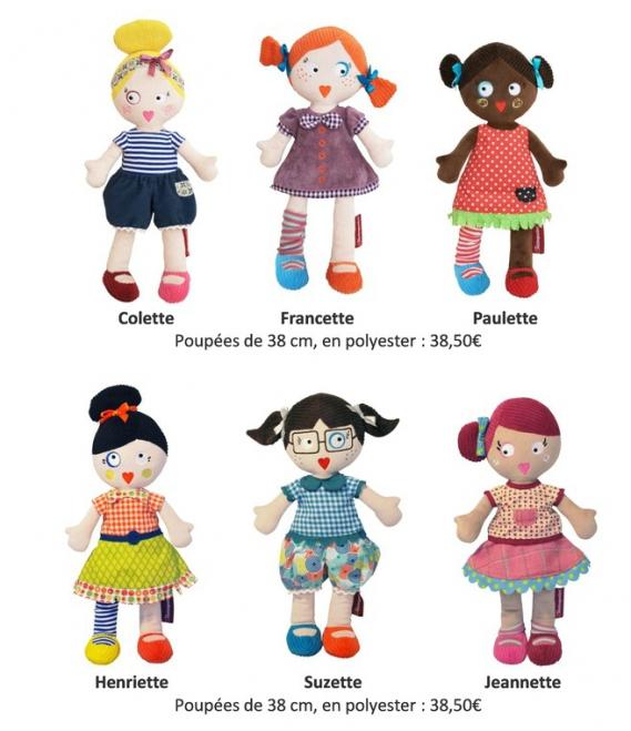 lesminstinguettes-poupee-de-chiffon_04 Les Mistinguettes : Les adorables poupées de chiffon Parisiennes