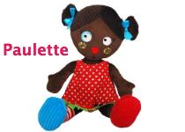 Les Mistinguettes : Les adorables poupées de chiffon Parisiennes