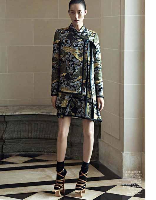 liu-wen-vogue-china-december-2012-05 Liu Wen pour Vogue China Décembre 2012