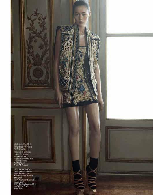 liu-wen-vogue-china-december-2012-08 Liu Wen pour Vogue China Décembre 2012