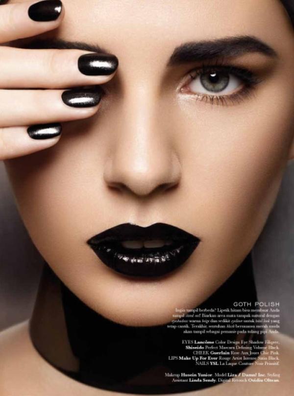 liza-shakira-elle-indonesia-02 Back to Black par Glenn Prasetya pour Elle Indonesia