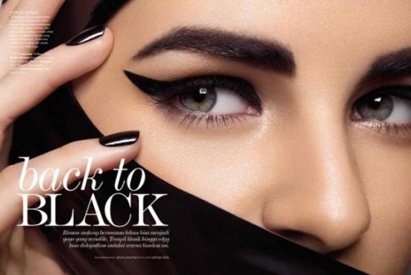 liza-shakira-elle-indonesia Back to Black par Glenn Prasetya pour Elle Indonesia
