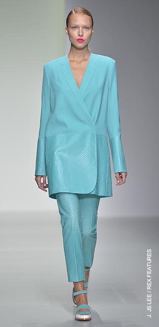 london fashion week MS