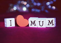 love mum home