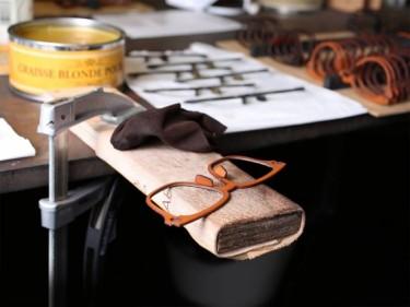 lucas de stael atelier lunetier frame making