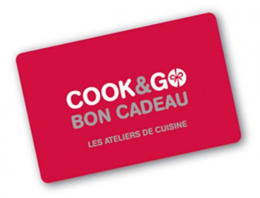 ma carte cadeau bon cadeau cook and go