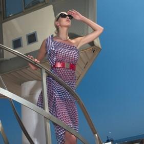 maillot de bain sculptant janine robin balconnet miramar robe plage