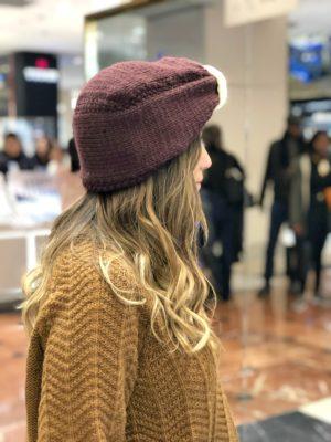maison tehophane paris tricot accessoires de tete made in france bonnet