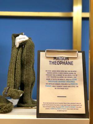 maison tehophane paris tricot accessoires de tete made in france galeries lafayette